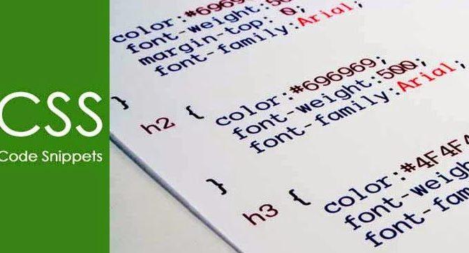 CSS LÀ GÌ? CÁC VẤN ĐỀ THEN CHỐT CỦA CSS BẮT BUỘC PHẢI BIẾT